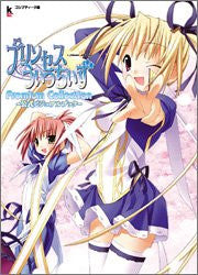 Image 1 for Princess Which Is Premium Collection Official Visual Book / Windows