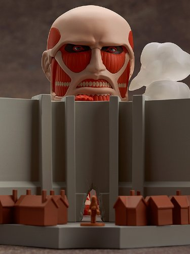 Shingeki no Kyojin - Colossal Titan - Nendoroid #360 (Good Smile Company) Special Offer Missing Parts