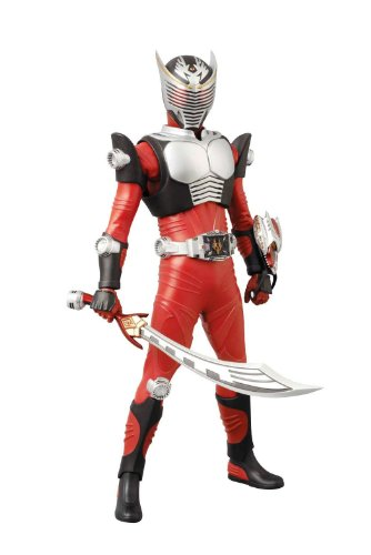 Image 4 for Kamen Rider Ryuuki - Real Action Heroes #609 - 1/6 (Medicom Toy)