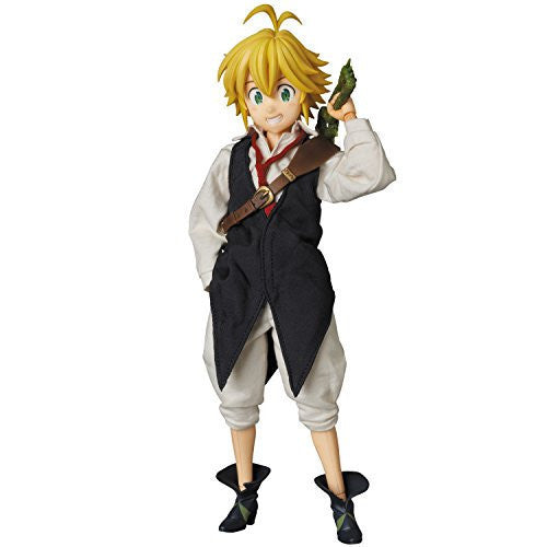 Image 1 for Nanatsu no Taizai - Meliodas - Real Action Heroes #709 (Medicom Toy)