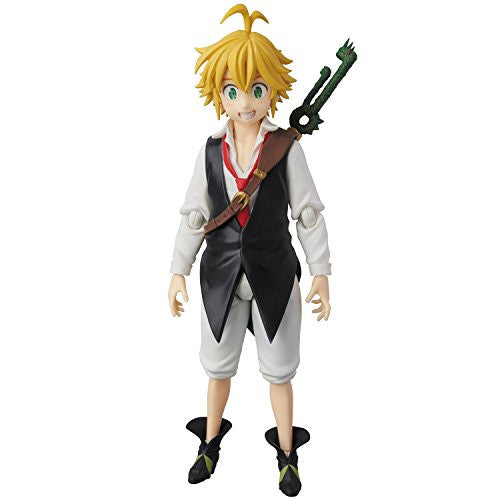 Image 11 for Nanatsu no Taizai - Hawk - Meliodas - Mafex No.014 (Medicom Toy)