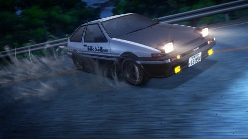 Image 3 for Kashira Moji Initial D Final Stage Vol.2