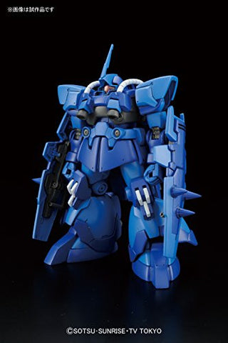 Image for Gundam Build Fighters Try - Dom R35 - HGBF - 1/144 (Bandai)