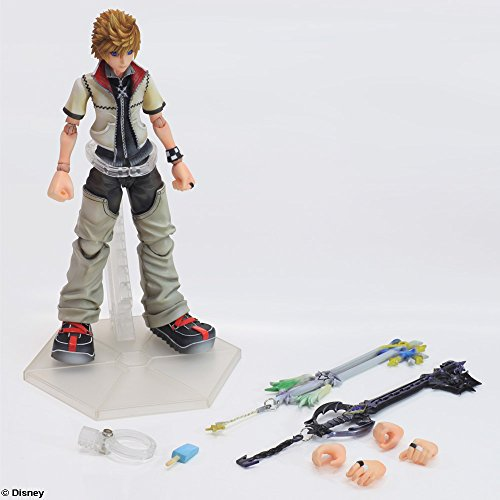 Image 9 for Kingdom Hearts HD 2.5 ReMIX - Roxas - Play Arts Kai (Square Enix)