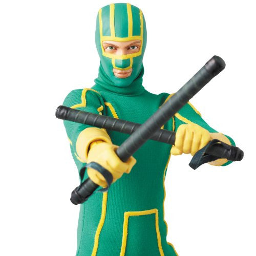 Image 6 for Kick-Ass 2 - Kick-ass - Real Action Heroes #674 - 1/6 (Medicom Toy)