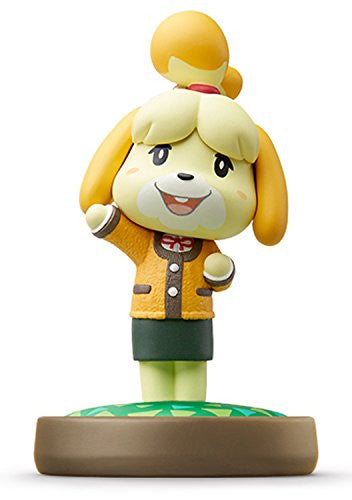 Image 1 for Tobidase Doubutsu no Mori - Shizue - Amiibo - Amiibo Doubutsu no Mori Series - Winter Uniform (Nintendo)