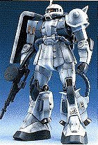 Image for MSV-R - MS-06R-1 Zaku II High Mobility Test Type - MG #006 - 1/100 - Shin Matsunaga (Bandai)