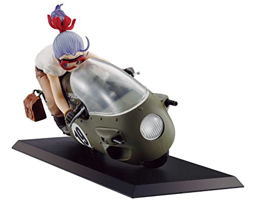 Image 3 for Dragon Ball - Bulma - Desktop Real McCoy 03 (MegaHouse)