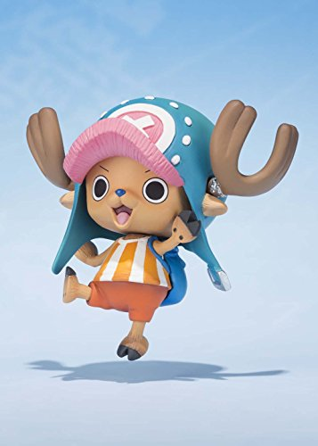 Image 2 for One Piece - Tony Tony Chopper - Figuarts ZERO - -5th Anniversary Edition-, The New World (Bandai)