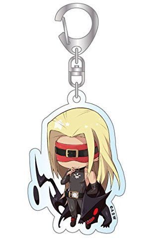 Image 1 for Guilty Gear Xrd -Sign- - Zato One - Eddie - Keyholder (Birthday)