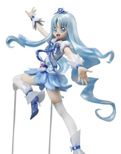 Image 5 for Heartcatch Precure! - Coffret - Cure Marine - Excellent Model - 1/8 (MegaHouse)
