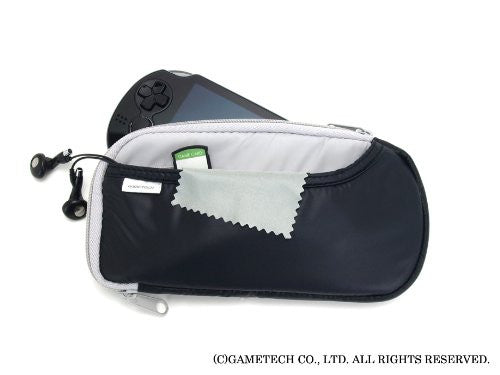 Image 4 for Just In One V PS Vita Multi Pouch (Light Blue)
