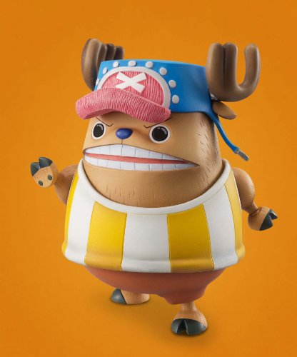 "Image 6 for One Piece - Tony Tony Chopper - Excellent Model - Portrait Of Pirates ""Sailing Again"" - 1/8 - Kung Fu Point (MegaHouse)"