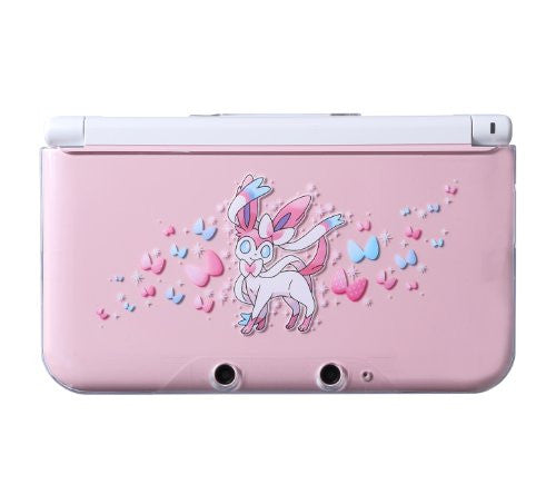Image 2 for Pokemon PC Cover for 3DS LL (Sylveon)