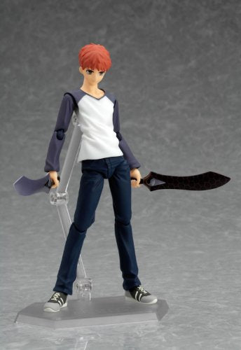 Image 2 for Fate/Stay Night - Emiya Shirou - Figma #051 - Casual Clothes Ver. (Max Factory)