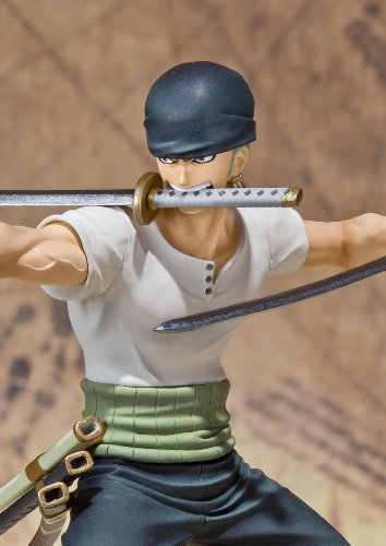 Image 6 for One Piece - Roronoa Zoro - Figuarts ZERO - Battle ver. (Bandai)