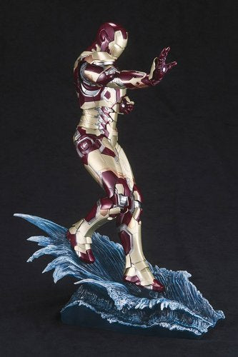 Image 7 for Iron Man 3 - Iron Man Mark XLII - ARTFX Statue - 1/6 (Kotobukiya)