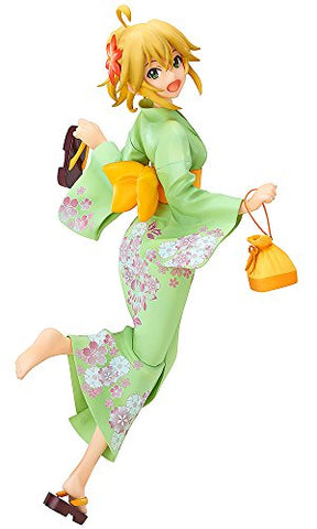 Image for The Idolmaster (TV Animation) - Hoshii Miki - 1/8 - Yukata ver. (FREEing)