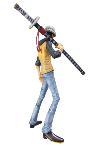 Image 3 for One Piece - Trafalgar Law - Excellent Model - Portrait Of Pirates DX - 1/8 (MegaHouse)