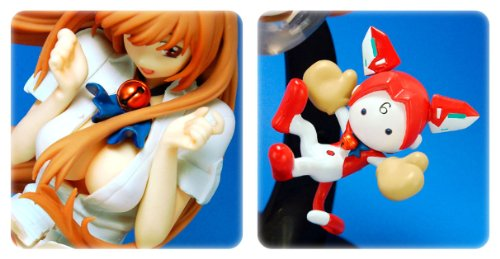 Image 3 for Asobi ni Ikuyo! - Eris - Gutto-Kuru Figure Collection - Gutto-Kuru Figure Collection La beauté 02 - 1/8 - Y-Shirt Ver. (CM's Corporation)