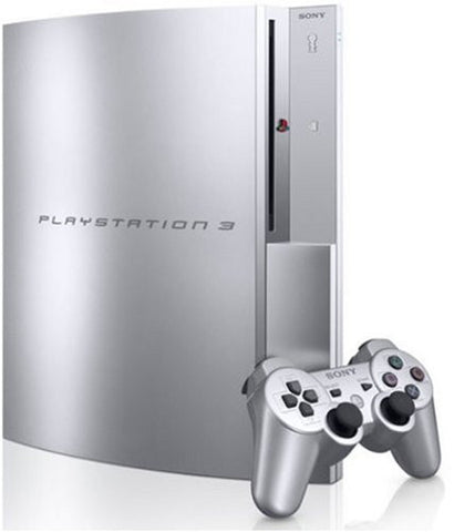 Image for PlayStation3 Console (HDD 40GB Model) Satin Silver - 110V