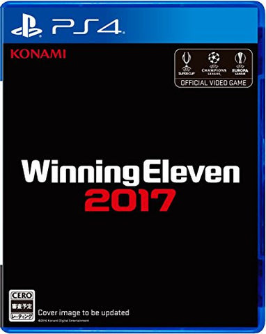 World Soccer Winning Eleven 2017