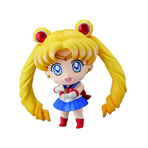 Image 11 for Bishoujo Senshi Sailor Moon - Luna - Sailor Moon - Petit Chara Deluxe! (MegaHouse)