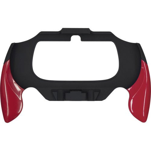 Image 5 for Rubber Coat Grip for PlayStation Vita Slim (Red)