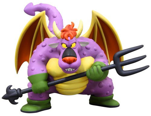 Image 1 for Dragon Quest - Archdemon - Dragon Quest Sofubi Monster - 041 (Square Enix)