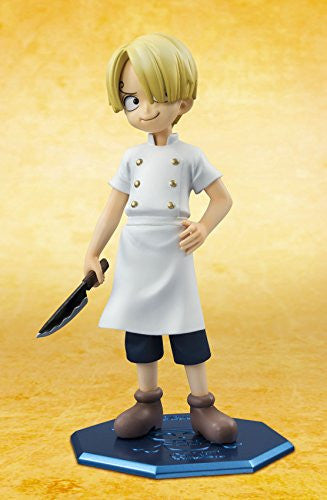 Image 3 for One Piece - Sanji - Excellent Model - Portrait Of Pirates MILD - 1/8 - CB-R1 (MegaHouse)
