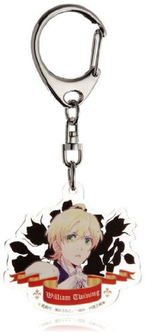 Makai Ouji devils and realist - William Twining - Keyholder (Contents Seed)