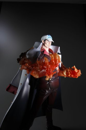 Image 9 for One Piece - Akainu - Portrait Of Pirates DX - Excellent Model - 1/8 (MegaHouse)