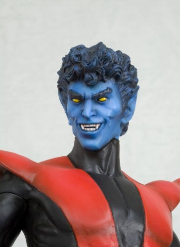 Image 8 for X-Men - Nightcrawler - Fine Art Bust - Classic Chapter Ver. (Kotobukiya)