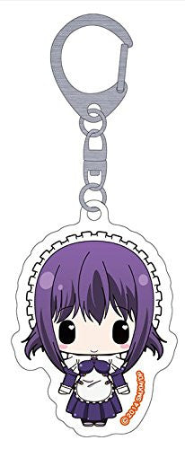 Image 1 for Seikoku no Dragonar - Cosette Shelley - Clear Keychain - Keyholder (Penguin Parade)