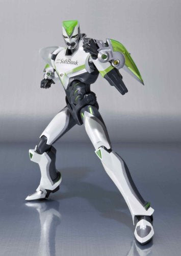 Image 9 for Tiger & Bunny - Wild Tiger - S.H.Figuarts (Bandai)