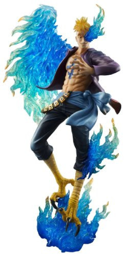 "Image 1 for One Piece - Marco - Excellent Model - Portrait Of Pirates ""MAS"" - 1/8 (MegaHouse)"