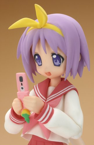 Image 4 for Lucky☆Star - Hiiragi Tsukasa - Figma #012 - Winter School Uniform Ver. (Max Factory)