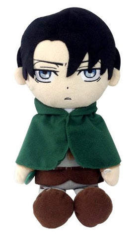 Image for Shingeki no Kyojin - Levi - Kuttari Cushion - S (Bandai)