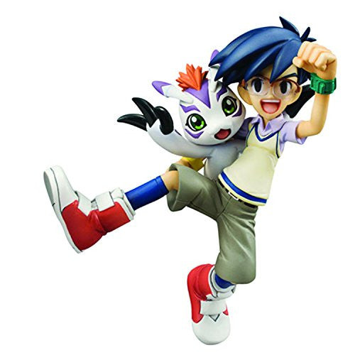Image 1 for Digimon Adventure - Gomamon - Kido Jou - G.E.M. - 1/10 (MegaHouse)