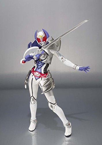 Image 3 for Kamen Rider x Kamen Rider Double & Decade: Movie War 2010 - Kamen Rider Kiva-la - S.H.Figuarts (Bandai)