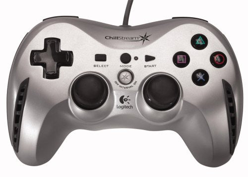Image 1 for Game Controller Logicool Chillstream (Silver)