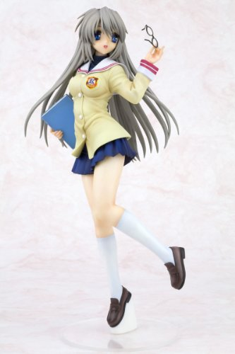 Image 6 for Clannad - Sakagami Tomoyo - 4-Leaves - 1/6 - School Uniform (Kotobukiya Visual Art's)