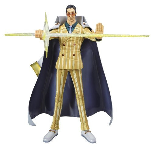 Image 6 for One Piece - Kizaru - Portrait Of Pirates DX - Excellent Model (MegaHouse)