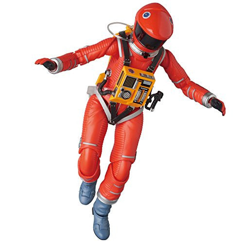 Image 3 for 2001: A Space Odyssey - Mafex No.034 - Space Suit - Orange ver. (Medicom Toy)