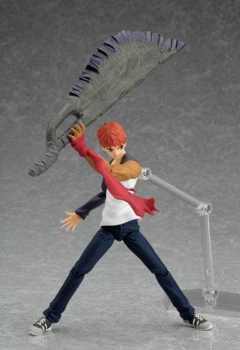 Image 5 for Fate/Stay Night - Emiya Shirou - Figma #051 - Casual Clothes Ver. (Max Factory)