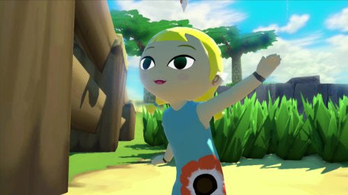 Image 6 for The Legend of Zelda: Kaze no Takuto HD Wind Waker