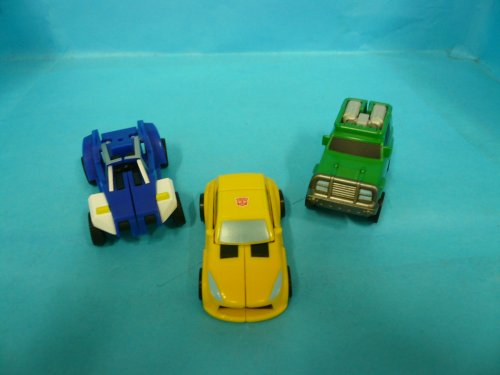Image 2 for Transformers - Brawn - Henkei! Henkei! Transformers - C-18 (Takara Tomy)