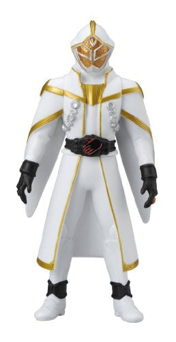 Image 1 for Kamen Rider Wizard - Kamen Rider Wiseman - Rider Hero Series EX - The White Wizard (Bandai)