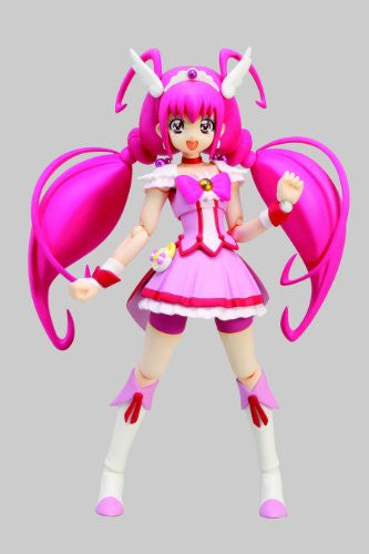 Image 2 for Smile Precure! - Cure Happy - Candy - S.H.Figuarts (Bandai)