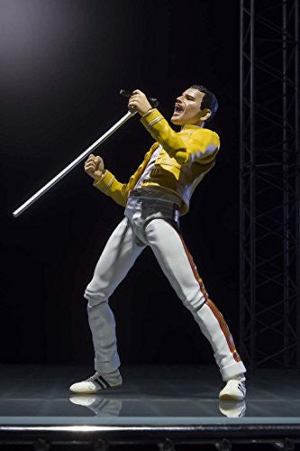 Image 8 for Queen - Freddie Mercury - S.H.Figuarts - Live at Wembley Stadium (Bandai)